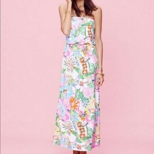 Lilly Pulitzer for Target Nosey Posey maxi